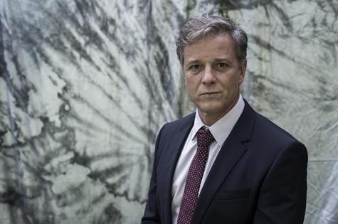 Marcello Novaes em Dupla identidade (Foto: Estevam Avellar/TV Globo)