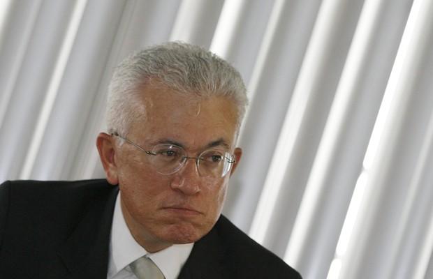 O ex-ministro Roberto Mangabeira Unger (Foto: Alan Marques/Folhapress)