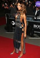 Look do dia: Top Jourdan Dunn usa vestido supersexy em premiação