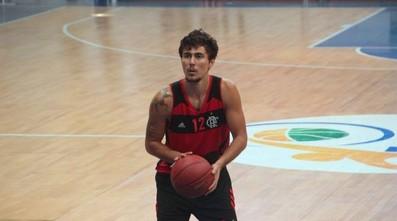 Diego anotou 20 pontos na vitória do Flamengo (Foto: Divulgação/Flamengo)