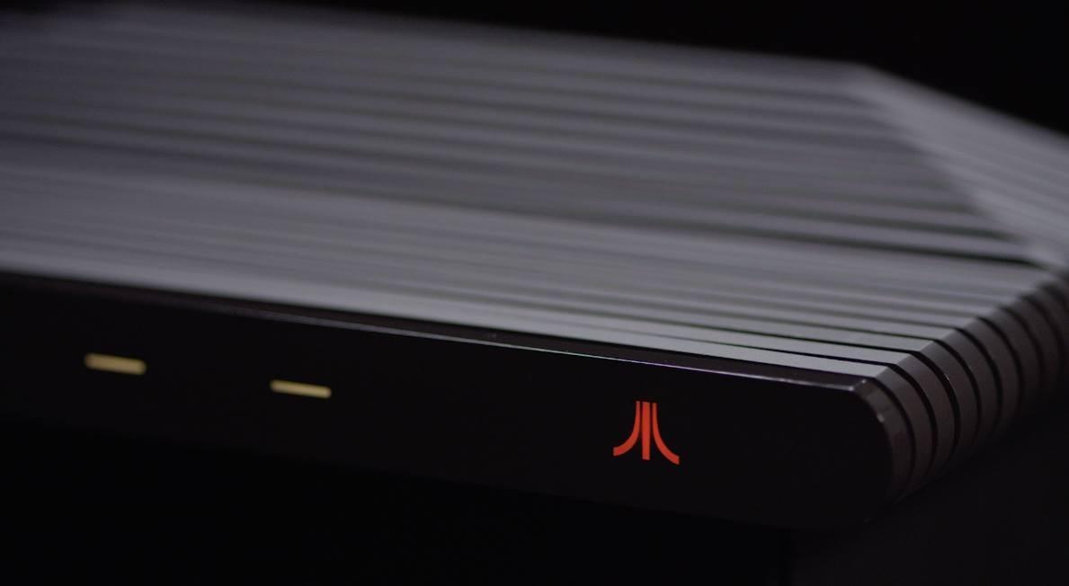 Ataribox deve chegar às lojas no segundo semestre de 2018. (Foto: Divulgação / Atari)