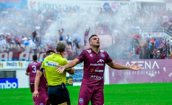 Gilmar Caxias Juventude (Foto: SER Caxias/Divulgação)