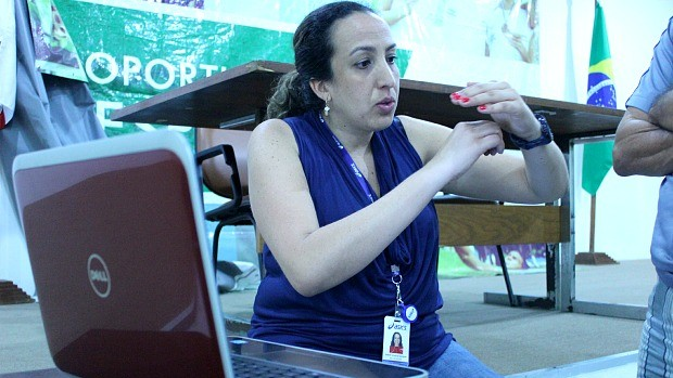 Izabel Cristina Genjian (Foto: Adeilson Albuquerque)