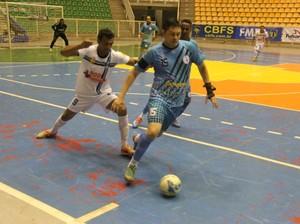 Futsal MT (Foto: Assessoria/FMFS)