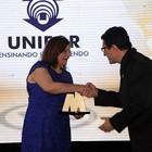 Unifor  recebe Prêmio Grandes Marcas (LC Moreira/Diário do Nordeste)