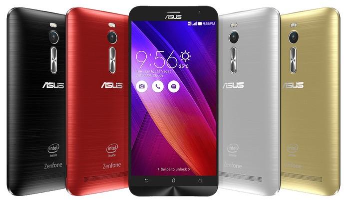 Zenfone 2 é um smartphone com boas especificações e preço inferior aos concorrentes (Foto: Divulgação/Asus)