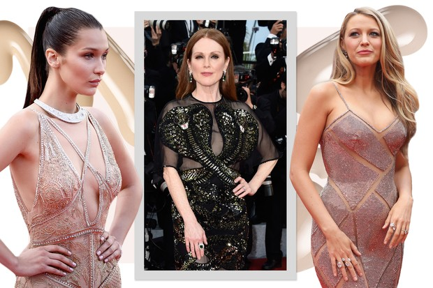 Esmalte Nude - Cannes - ABRE (Foto: Getty Images)