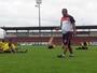 Com 19 jogadores, Águia Negra começa trabalhos em Rio Brilhante