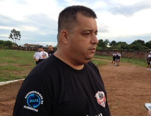 Técnico do Morumbi, Fernando Lage (Foto: Júnior Freitas)