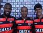 Aposta para o ataque, Willians volta ao Brasil e tenta se firmar no Atlético-GO