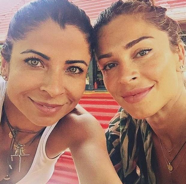 Grazi Massafera e Anna Lima (Foto: Instagram / Reprodução)