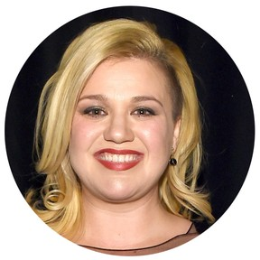 Especial Dia das Mães - Kelly Clarkson (Foto: Larry Busacca/ Getty Images/ AFP)