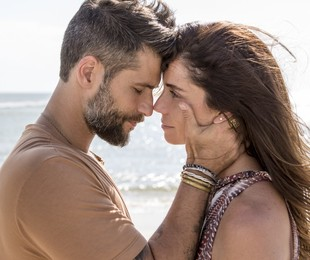 Mario (Bruno Gagliasso) e Alice (Giovanna Antonelli)  | TV Globo