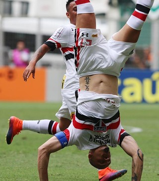 Maicon São Paulo (Foto: Rubens Chiri  / Site oficial do São Paulo FC)
