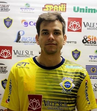 Fabiano Portuga Futsal (Foto: Brenno Domingues/Quarttus Marketing)
