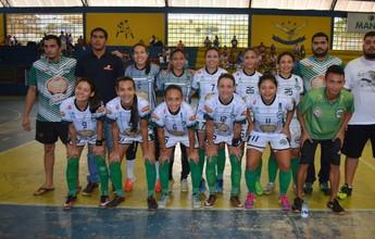 Com time renovado, Estrela do Norte se prepara para BR de Futsal Feminino
