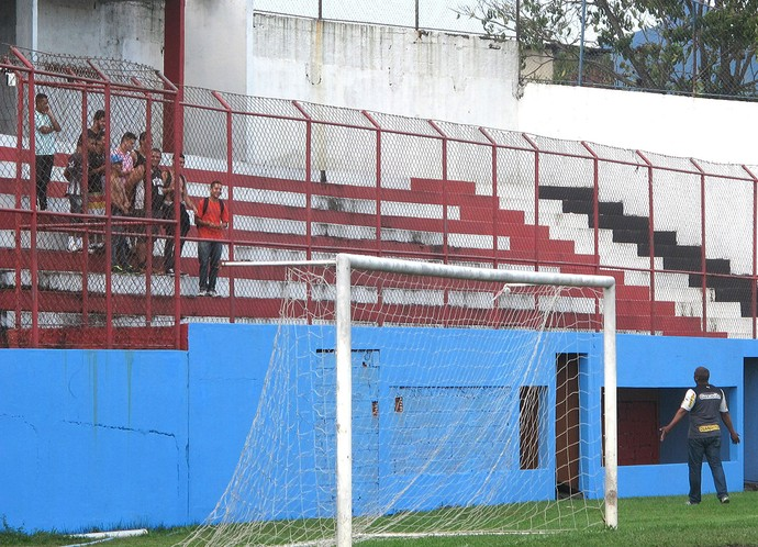 Treino Torcida Botafogo (Foto: Fred Huber)