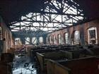 Fotos mostram destruição em penitenciária de Bauru após rebelião
