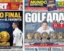Jornais catalães escancaram campanha por Messi na Bola de Ouro