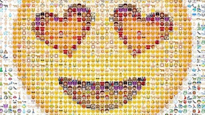 Consórcio Unicode libera 37 novos emojis (Foto: Divulgação/ Emoji Keyboard)