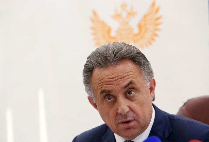 Vitaly Mutko (Foto: Reuters)