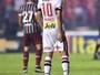 Vilaron diz que não manteria Ganso lesionado em campo e destaca Kardec