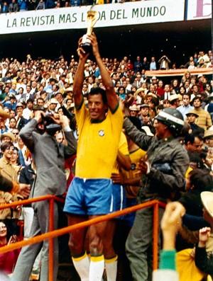 Carlos alberto Torres Brasil 1970