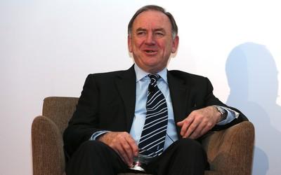 Peter Dawson, presidente da Federação Internacional de Golfe (Foto: Getty Images)