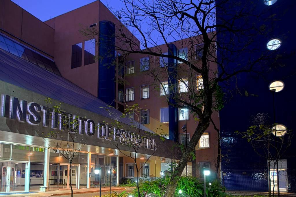 O Instituto de Psiquiatria da USP está localizado na zona oeste da cidade de São Paulo (Foto: Arthur Danila/Divulgação)