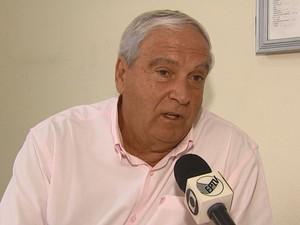 O delegado regional do Creci em São Carlos, Wenderçon Mateus Stubé (Foto: Marlon Tavoni/ EPTV)