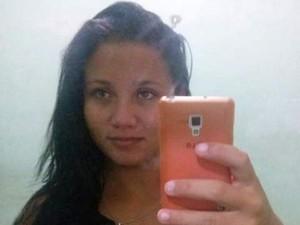 Milena Araújo dos Santos, de 19 anos, foi morta a facadas e marteladas (Foto: MPiauí)
