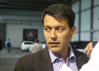 Rui Costa diretor executivo Grêmio (Foto: Eduardo Moura/GloboEsporte.com)