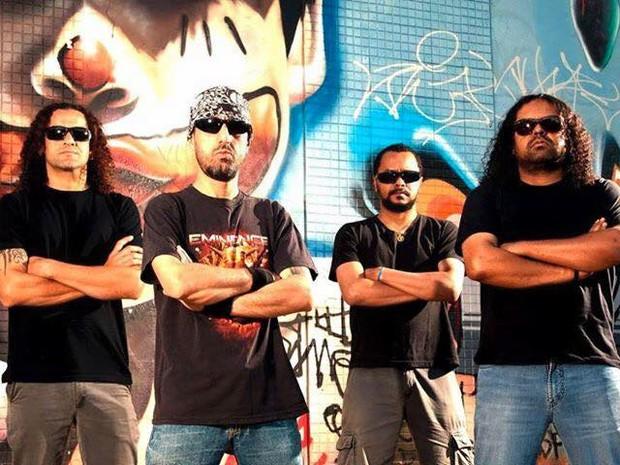 Banda Concreto, de Minas Gerais, estará no festival (Foto: Roça ´n Roll)