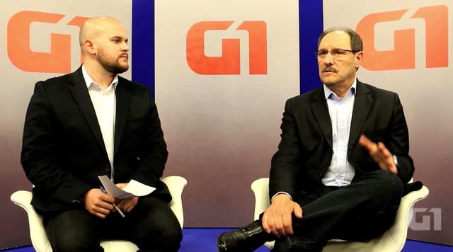 G1 entrevista José Ivo Sartori, governador eleito no RS
