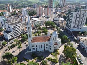 Bom Despacho  (Foto: Prefeitura/ Divulgação)