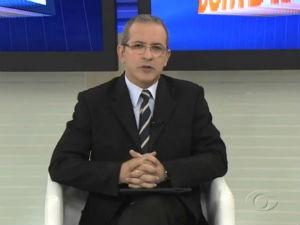Gilvan Nunes apresenta o BDA  (Foto: Divulgação/TV Gazeta)