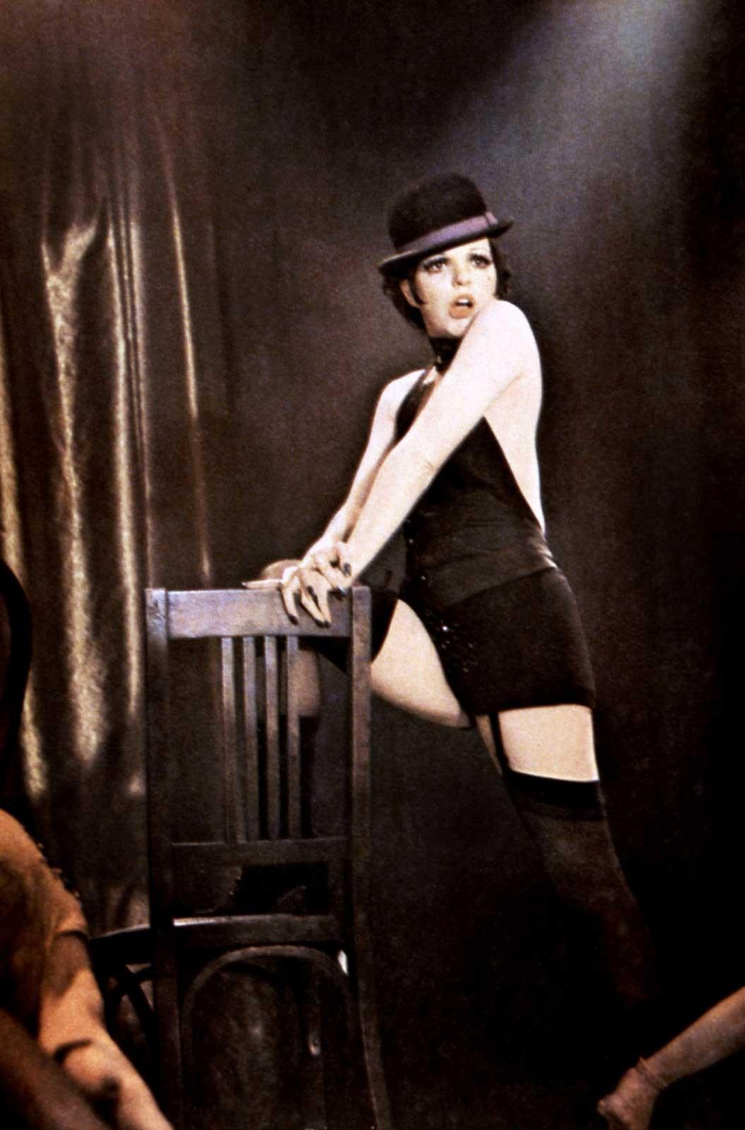 Liza Minelli em 'Cabaret' (Foto: Divulgação)
