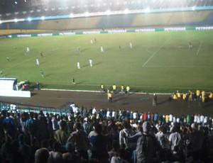 Estádio, Bruno José Daniel, Santo André (Foto: Globoesporte.com)
