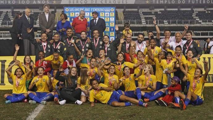 Seleção brasileira sub 20 (Foto: Rafael Ribeiro/CBF )