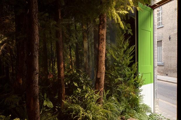 Pantone e Airbnb inauguram casa em Londres com a cor de 2017 (Foto: Divulgação)