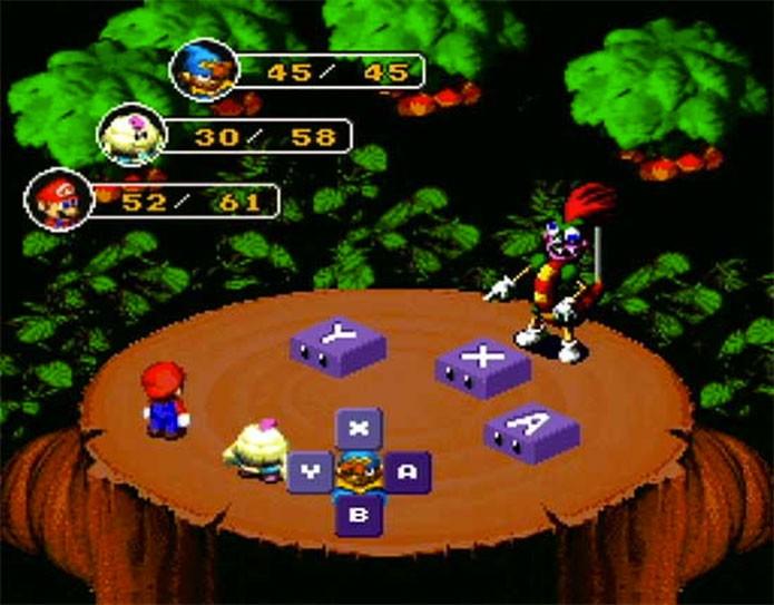 Super Mario RPG (Foto: Divulgação)