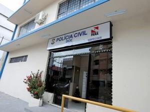 Divisão de Investigações e Operações Especiais (DIOE) da Polícia Civil do Pará (Foto: Divulgação/Polícia Civil)