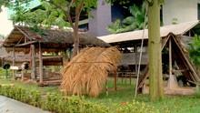 Centro Cultural Povos da Amazônia foi cenário no Amazônia Rural; veja (Valdejane Brito/Rede Amazônica)
