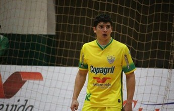 Rondon pega o São José na briga pela liderança da Liga Nacional de Futsal