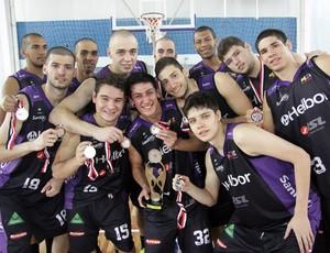 Mogi das Cruzes basquete Jogos Regionais (Foto: Cleomar Macedo/SMEL)