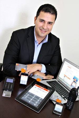 Márcio Campos, presidente da Pagpop, startup de pagamentos móveis para micro e pequenos empresários.