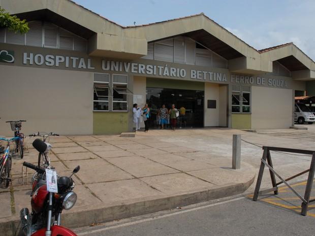 Hospital Bettina Ferro (Foto: Divulgação)