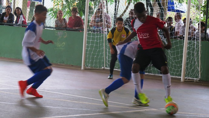 Copa TV Tribuna de Futsal Escolar, Liceu São Paulo (Foto: Cássio Lyra)
