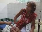 No AC, idosa é internada e nora diz ter comprado soro e remédio em hospital