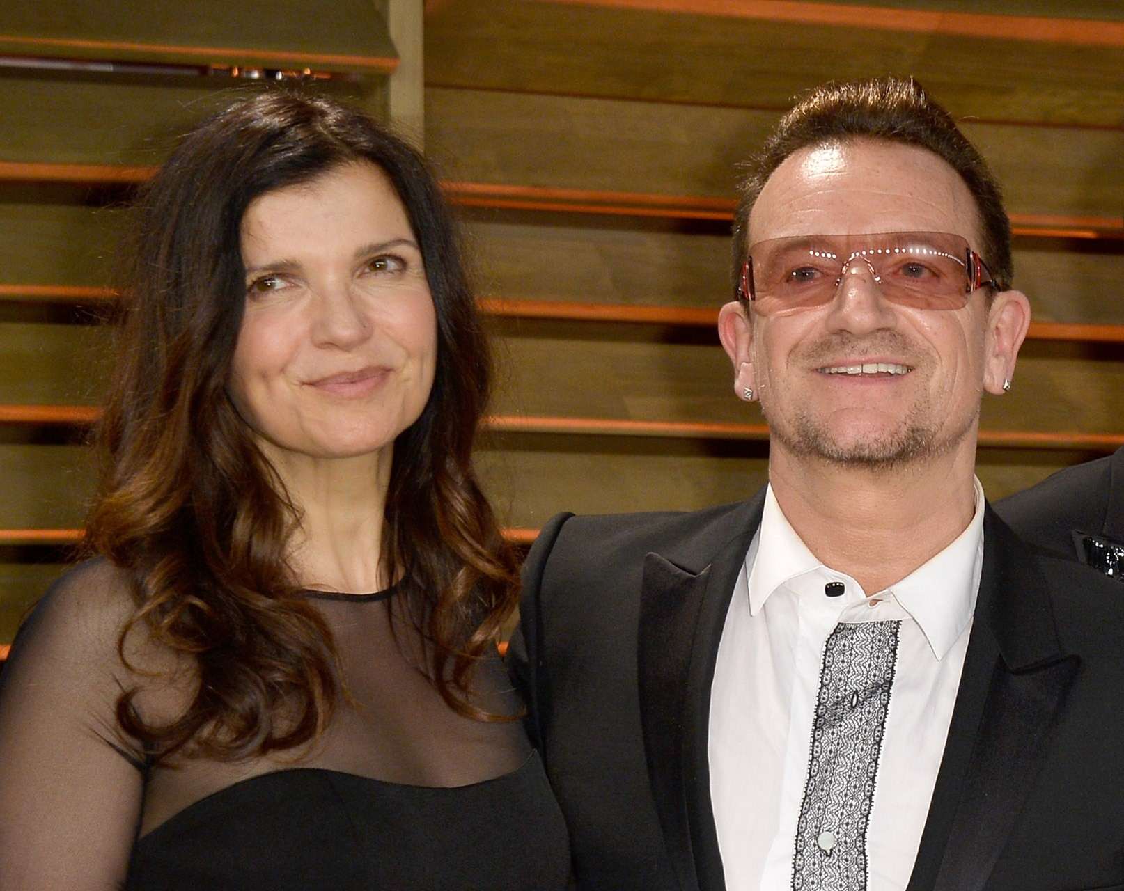 Bono e Ali Stewart (Foto: Getty Images)